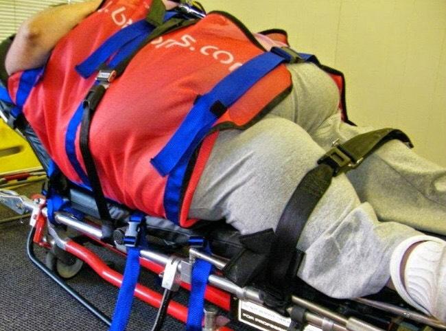 Bariatric Patient Transport